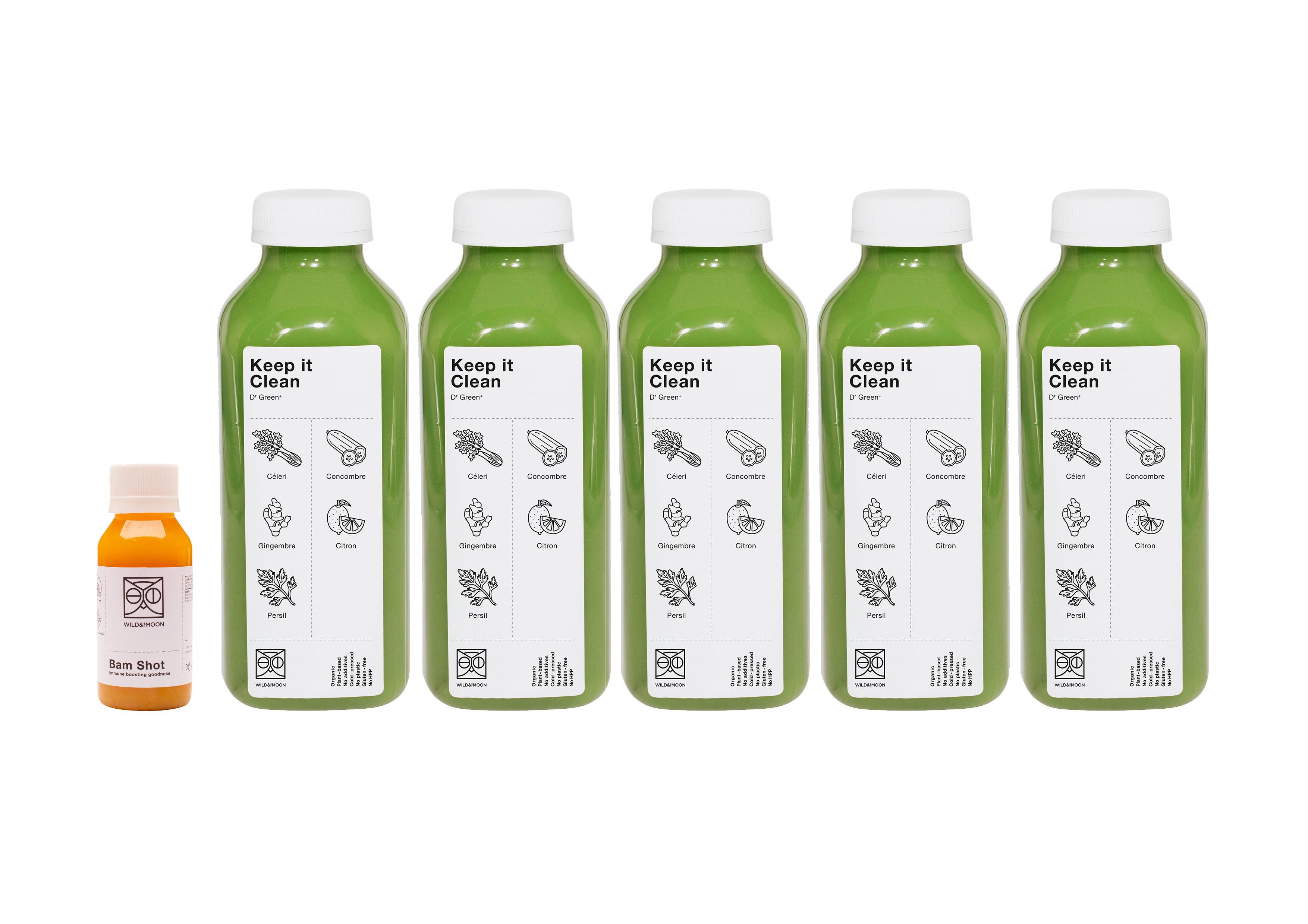 Green Detox 1D