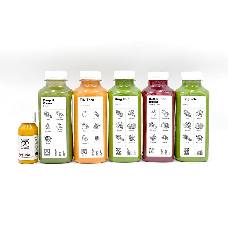 Juice'N Soup 3J