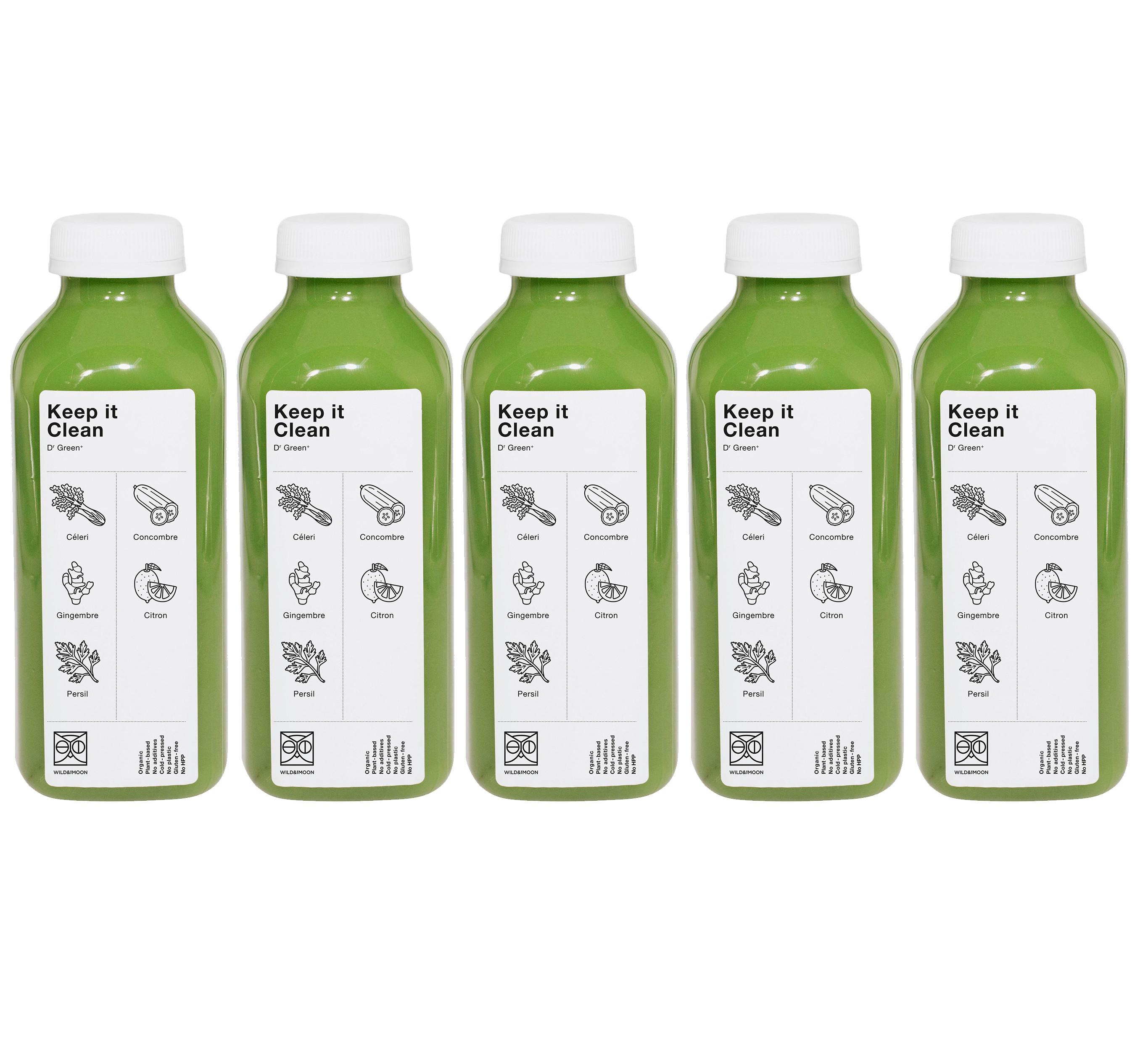 Celery Clean Start